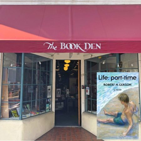 The Book Den, Santa Barbara