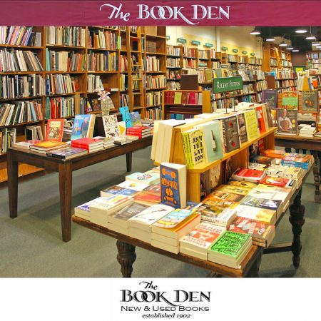 The Book Den bookshop, Santa Barbara, California