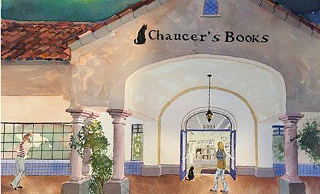 Santa Barbara, Chaucer's Books