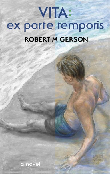 Cover artwork for the novel, Life: part-time